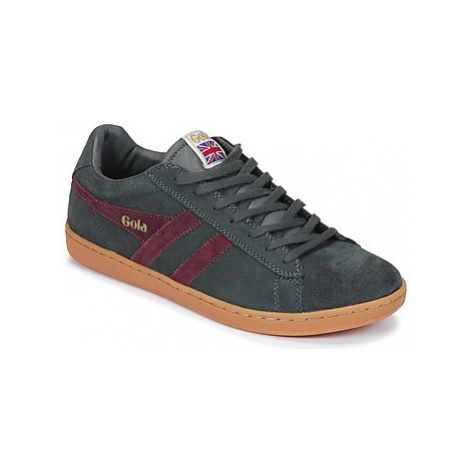 Gola Equipe Suede men's Shoes (Trainers) in Grey
