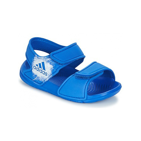 Adidas ALTASWIM I boys's Children's Sandals in Blue