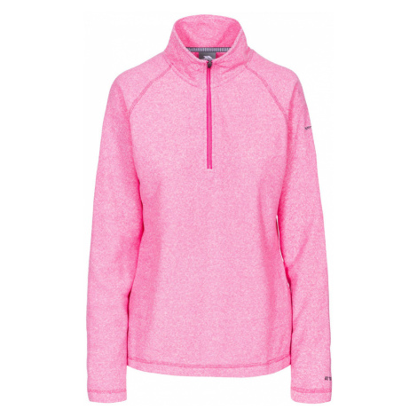 Trespass Womens Meadows Fleece-Pink Lady-18