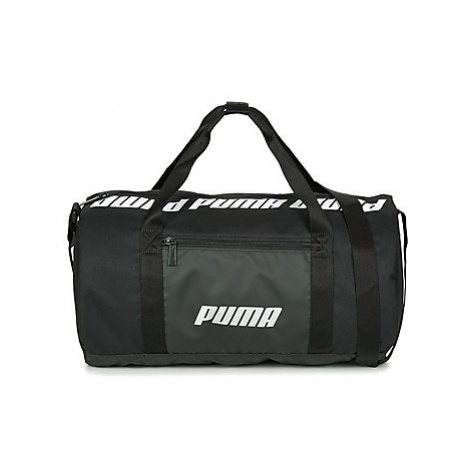 Puma CORE BARREL BAG S women's Sports bag in Black
