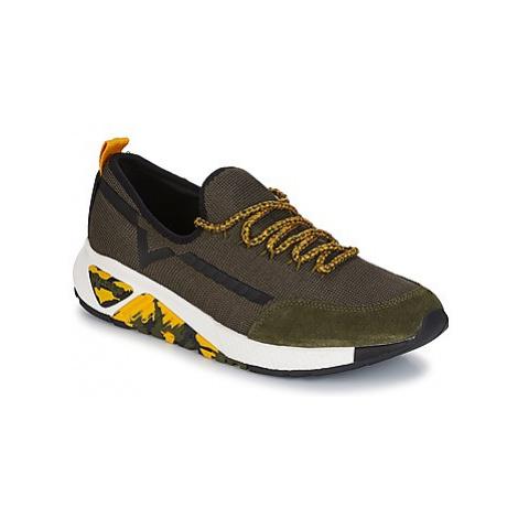 Diesel S-KBY men's Shoes (Trainers) in Kaki