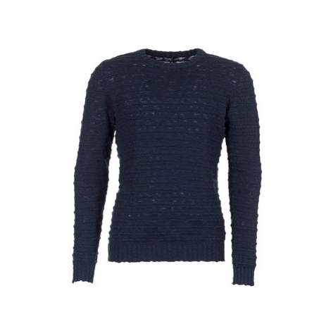 Sisley AZEGOR men's Sweater in Blue
