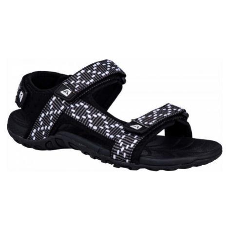 ALPINE PRO LAUN black - Women's summer shoes