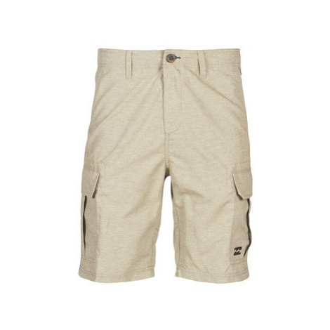 Billabong SCHEME SUBMERSIBLE men's Shorts in Beige