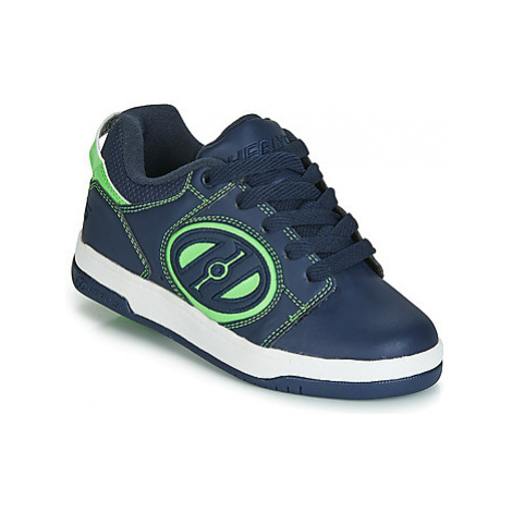 Heelys VOYAGER boys's Children's Roller shoes in Blue
