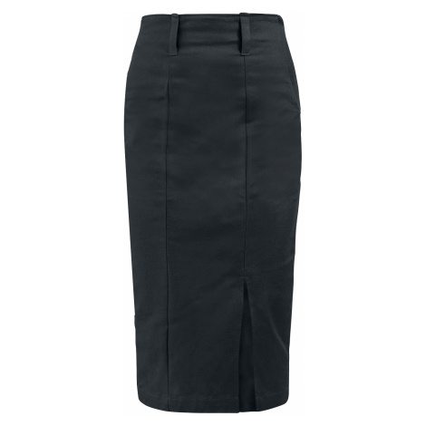 Gothicana by EMP - There Are Worse Things I Could Do - Skirt - black