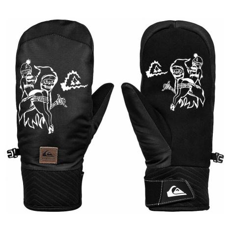 glove Quiksilver Method Mitt - KVJ0/Black - men´s