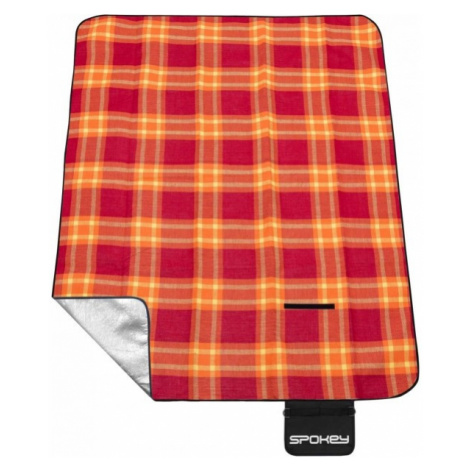 Spokey PICNIC SUNSET yellow - Picnic blanket