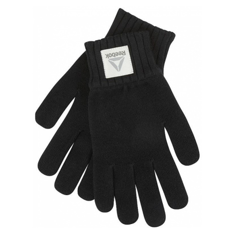glove Reebok Performance Active Foundation Knitted - Black