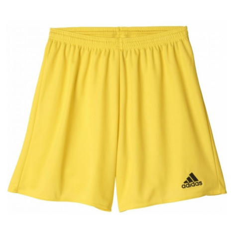 adidas PARMA 16 SHORT JR yellow - Junior football shorts