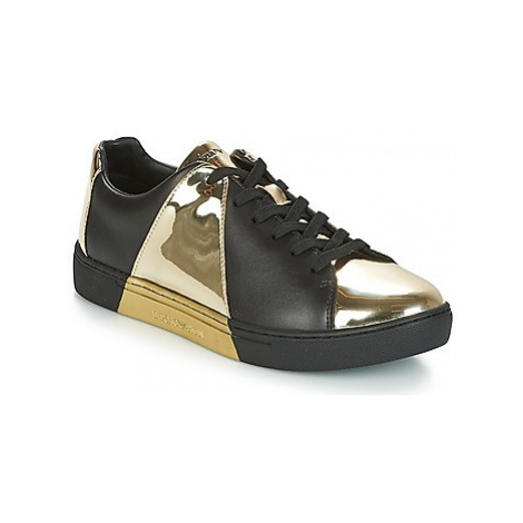 Emporio Armani ALDA women's Shoes (Trainers) in Black