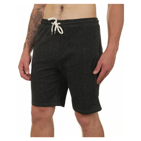shorts Reell Sweat - Black Melange