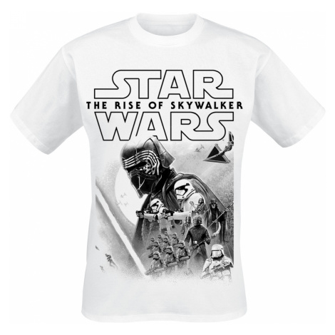 Star Wars - Episode 9 - The Rise of Skywalker - Age Of The Sith - T-Shirt - white