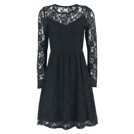 Forplay - Lace Dress - Dress - black