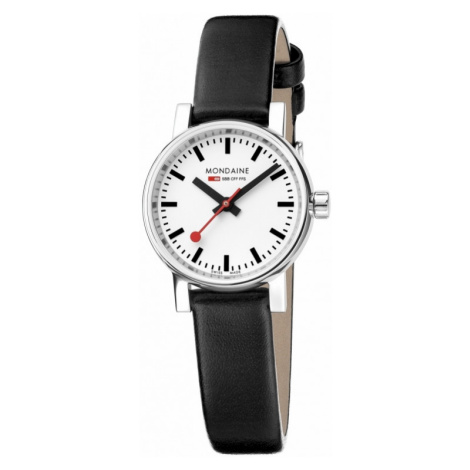 Ladies Mondaine Swiss Railways Evo2 Petite Watch MSE26110LB