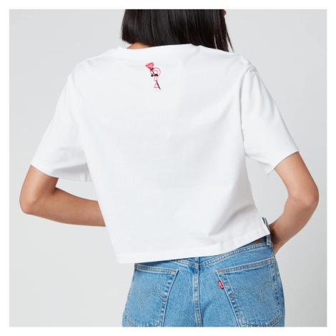 Guess Women's Clarissa T-Shirt - True White