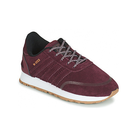 Adidas N-5923 C girls's Children's Shoes (Trainers) in Bordeaux