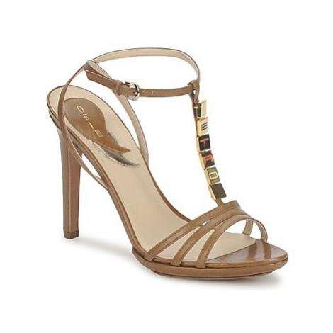 Etro 3443 women's Sandals in Brown