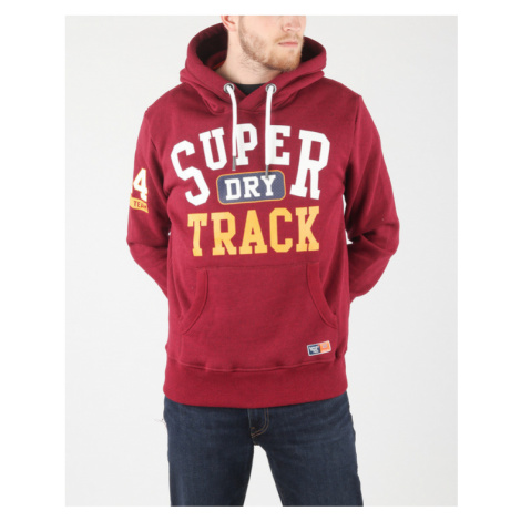 SuperDry Sweatshirt Red