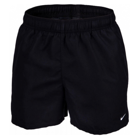 Nike ESSENTIAL SCOOP black - Men's swim shorts