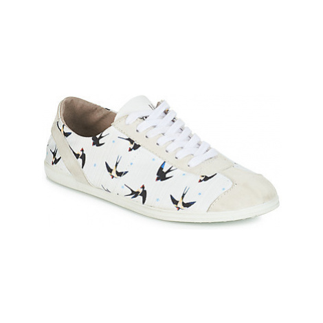 Ippon Vintage CAMDEN BIRD women's Shoes (Trainers) in White