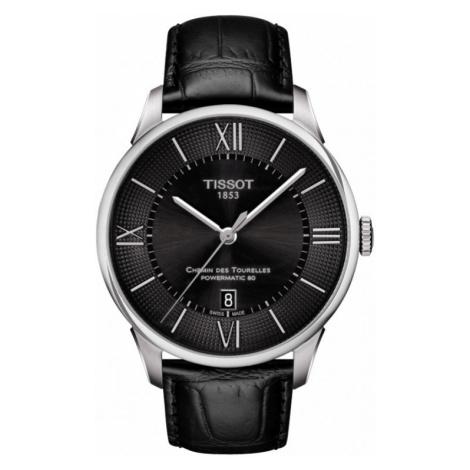Mens Tissot Chemin Des Tourelles Automatic Watch T0994071605800