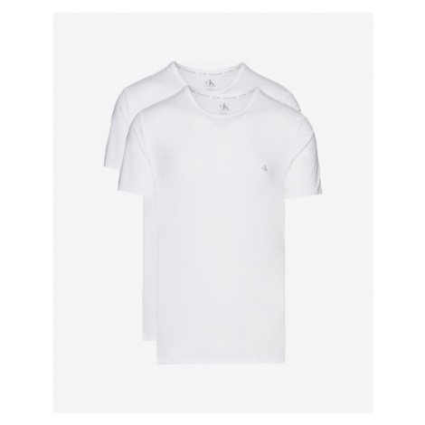 Calvin Klein Undershirt 2 Piece White