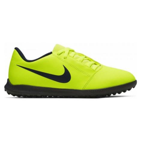 Nike JR PHANTOM VENOM CLUB TF light green - Kids' turf football boots