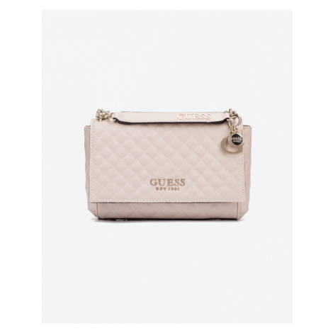 Guess Brielle Cross body bag Beige