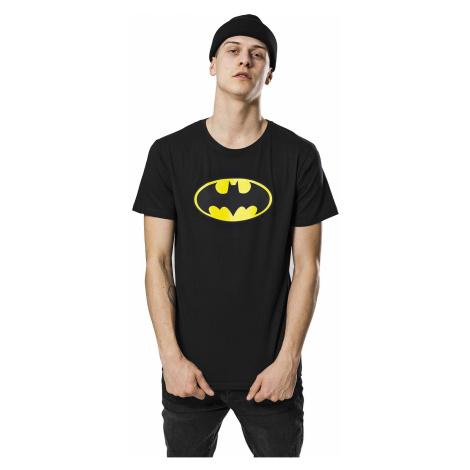 T-Shirt Urban Classics Batman Logo/MC038 - Black - men´s