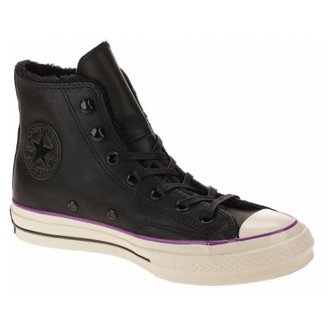 shoes Converse Chuck 70 Hi - 162433/Black/Icon Violet