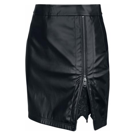 Black Premium by EMP - Miss Nothing - Skirt - black