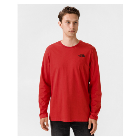 The North Face Easy T-shirt Red