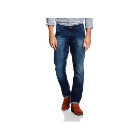 Wrangler Larston Blaze W18S8282T men's Skinny Jeans in Blue