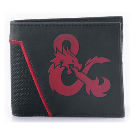Dungeons and Dragons - Ampersand - Wallet - black-red