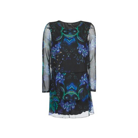 Desigual MACHINE women's Dress in Multicolour