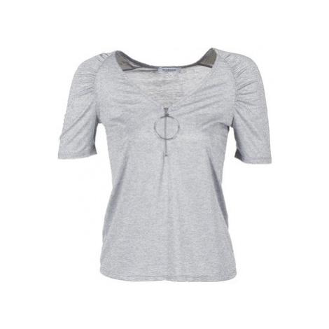 Morgan DOULA women's T shirt in Grey