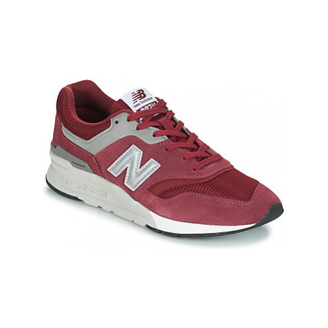 New Balance CM997 men's Shoes (Trainers) in Bordeaux