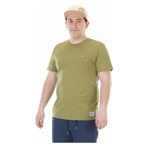 Picture RANDALL green - Men's T-shirt with a print