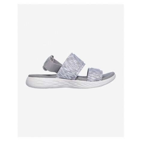 Skechers Foxy Sandals Grey