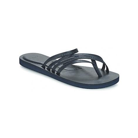 Rip Curl LIZZY women's Flip flops / Sandals (Shoes) in Blue