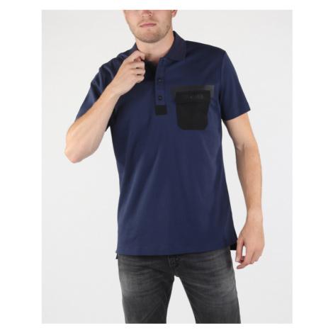 Diesel T-Temp Polo shirt Blue