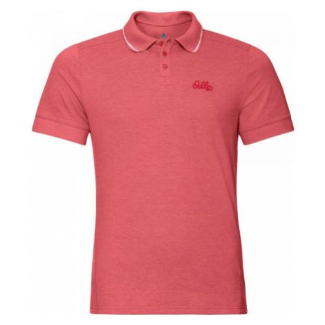 Odlo MEN'S T-SHIRT POLO S/S NIKKO orange - Men's T-shirt