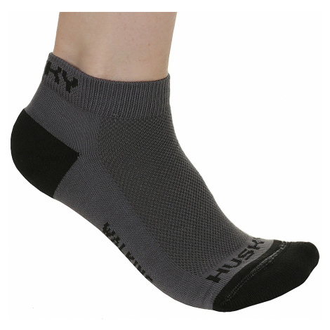 Husky Walking New Socks - Gray
