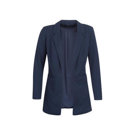 Only ONLCAROLINA women's Jacket in Blue