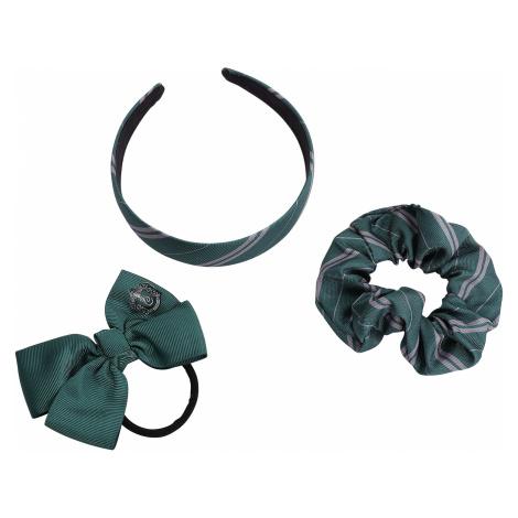 Harry Potter - Slytherin - Headband - green-grey