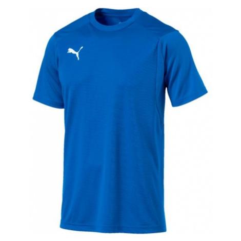 Puma LIGA TRAINING JERSEY blue - Men's T-shirt
