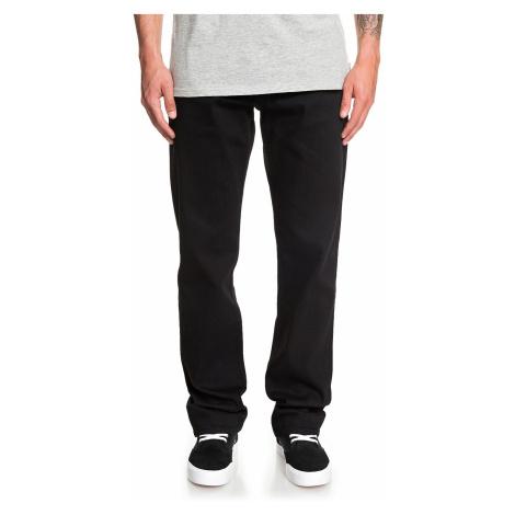 jeans Quiksilver Aqua Cult - KVJ0/Black/Black - men´s