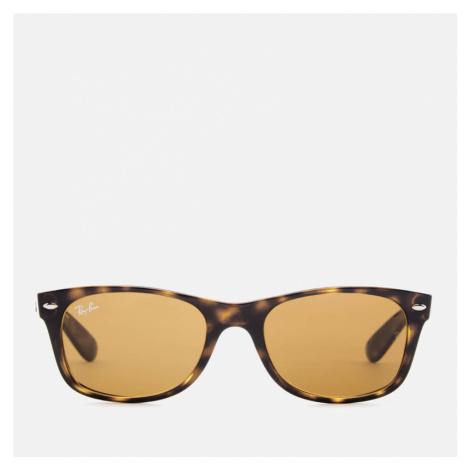 Ray-Ban Men's New Wayfarer Sunglasses - Light Havana
