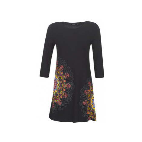 Desigual MARA women's Dress in Black